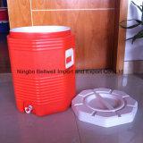 коробка охладителя комода пакета льда HDPE емкости 40L трудная