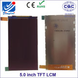 5.0 '' visualización del panel TFT LCD de Mipi para el móvil