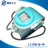 Máquina forte portátil do salão de beleza de Shr IPL Elight da potência com os punhos do dobro para mais tratamentos
