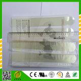 Écrans protecteurs à haute tension de mica pour des pièces en verre de mesure