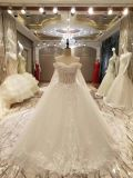 Princess off Shoulder Marriage in Stock Wedding Dresses