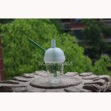 Glaswasser-Borosilicat-Glas-Pfeife