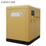 Compresor de aire fácil del tornillo de operación y del mantenimiento para el compresor de aire de Sale/5.5kw7.5HP/el mini compresor de aire Btd-5.5am