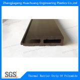 Profilo rotto termico personalizzato della poliammide per le pareti divisorie