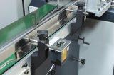 Llena de papel higiénico Máquina automática del cortador