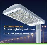 100W LED Straßenlaterne-Qualität 5 Jahre Garantie Meanwell Fahrer-