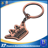 完全な記念品(Ele-K016)のための3D車整形金属Keychain