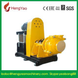 Hohe Leistungsfähigkeit/zentrifugale/horizontale Schlamm-Pumpe