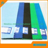 Tissu non tissé 90GSM Blue Color PP pour sac à provisions