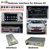 차 Citroen C4, C5 의 C3-Xr (MRN 시스템) 향상 접촉 항법, WiFi, Mirrorlink 의 던지기 스크린을%s 인조 인간 항법 공용영역