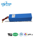 paquete de las baterías de litio de 36V 15.6ah para el triciclo eléctrico (18650)