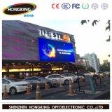 屋外のフルカラーの各国用の星P10 LED表示スクリーン