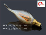 E14 220V/110V 3W C45 LED Candle Bulb, TUV/UL/GS