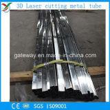 Tubo del acero de carbón del corte del laser