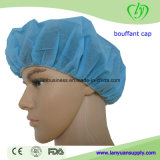 Tampões da multidão da LY/tampão do grampo/Hairnet não tecido descartável/tampão cirúrgico azul/cor do verde/a branca