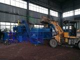 De horizontale Machine van de Briket van de Meter van het Messing van de Snelheid om Te recycleren