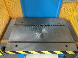 Presse de perforateur hydraulique de fléau simple pour l'impression matérielle en acier