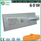 60W LED Solar Sensor de Movimento Energia Saving Outdoor Garden Street Light