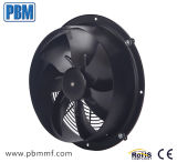 ventilador Inline axial industrial do duto de 365X90mm