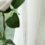 Ткань занавеса самомоднейшего маркизета жаккарда типа Linen отвесная