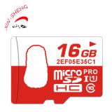 scheda di memoria ad alta velocità 16GB Class10