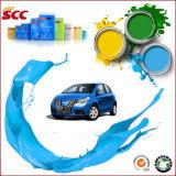 Акриловое покрытие автомобиля материала 1k Basecoat