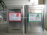 안전 단화 발바닥을%s Headspring PU 2 분대 수지: 폴리올과 ISO