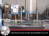 Volles automatisches Glas abgefüllte Bier-füllende Verpackungsmaschine