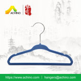 Slim Line Flocked Kids Hanger (FK003)