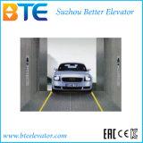 自動車ガレージ装置車のエレベーター
