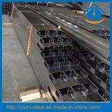 ASTM/GB/JIS Hightの品質の冷たい形作られた鋼鉄母屋のC/U/Z整形鋼鉄