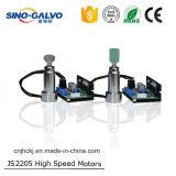 ファイバーレーザーのマーキング機械価格のためのレーザーのマーカーのGalvoヘッドJs2205