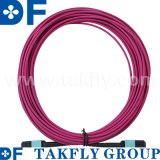 Takfly MTP/MPO Om3/Om4 광섬유 Patchcord 또는 섬유 접속 코드