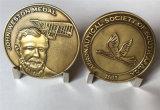 旧式な金のジョンWestonメダル硬貨