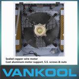 Dispositivo di raffreddamento di aria evaporativo economizzatore d'energia del condizionamento d'aria senza compressore
