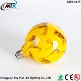 la cadena del bulbo LED del alambre de cobre LED enciende la pequeña luz decorativa al aire libre de interior de lujo minúscula al aire libre del LED para el hogar