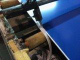 Línea de aluminio de la laminación del material compuesto