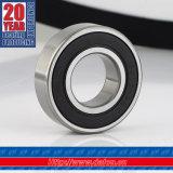 Cuscinetto a sfere profondo della scanalatura del motore del motore dell'acciaio al cromo di P6 Z3V3 (6201open/-2RZ/-2RS/-ZZ)