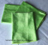 Microfiberタオルか布またはガラスタオル
