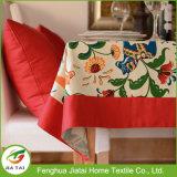 割引卸し売り大きい長方形の花のテーブルクロス