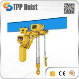 Alzamiento eléctrico de cadena de elevación 2.5ton de Hsy de la máquina para la venta
