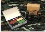 Militaire Tactique Extérieur 3-4 Couleurs Camouflage Bionic Facial Makeup Peinture Huile