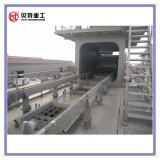 PLC de Siemens planta de mezcla del asfalto de la protección del medio ambiente de 80 t/h con la emisión inferior