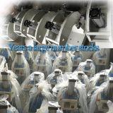 Machine de vente chaude de presse de la chaleur de Pnuematic de logo