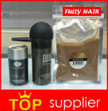 China Hair Cosmetic Manufacturer Fully Keratin Hair Building Fibres