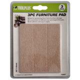 フェルトの木製の床のための付着力の家具のパッド