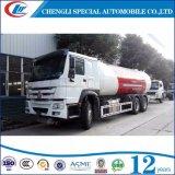 ASME Aprobado 35,5 Cbm gas GLP Camión Cisterna F y GLP Bobtail o ventas