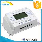Controlador solar 12V/24V do descarregador do carregador de T20 20A PWM