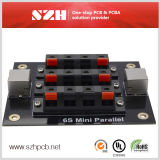 Поиск SMT компонентов и система PCBA пожарной сигнализации агрегата