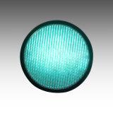 alto módulo del semáforo de la bola del verde del flux de 200m m